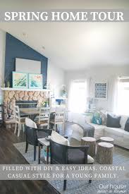 low cost home decor home tour sharing the colorful low cost casual style our
