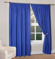 Curtains With Thermal Backing Sueno Madison Blue Thermal Backed Curtains