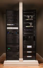 home theater shelving 185 best rack management images on pinterest audio media rooms
