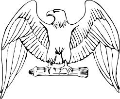 bobook clipart eagle pencil and in color bobook clipart eagle