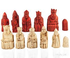 isle of lewis chessmen new listing 1 1 replica walking