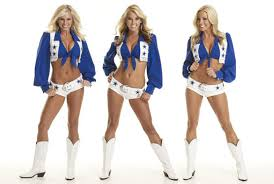 Dallas Cowboy Cheerleader Halloween Costume Dallas Cowboys Cheerleaders Sing National Anthem Ultimate