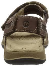 merrell men u0027s traveler tilt gladiator sandals espresso shoes