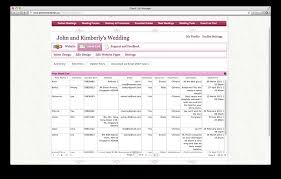Wedding Invitation Excel Template Free Rsvp And Guest List Tool