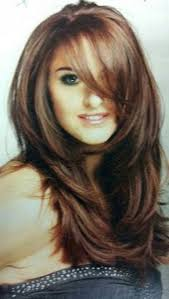 hairstyles for long hair long bangs 72 best haircuts images on pinterest hair dos hair colors and