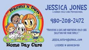 childcare business cards business card graphic design designer