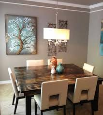 Painted Kitchen Table And Chairs by Best 25 Square Kitchen Tables Ideas On Pinterest Small