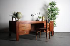 Modern Desk Sale by Flash Sale Danish Modern Campaign Desk In Teak By D Scan U2013 Abt Modern