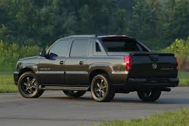 cadillac escalade ext 2016 2003 cadillac escalade ext pictures history value research