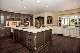 Dark Cabinets With Light Floors Kitchen Kitchen Wall Color Ideas With Dark Cabinets Kitchens