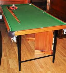 quarter size pool table a quarter size snooker table by pegasus of crewe with cues and
