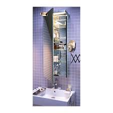Ikea Bathroom Mirror Cabinet Godmorgon Spiegelkast Met 1 Deur Mirror Cabinets Doors And