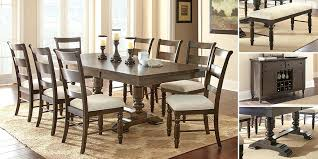 costco dining room furniture 9 piece dining set costco medium size of dining height dining table
