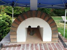 brickwood ovens anderson outdoor pizza oven washington