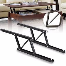 Bed Frame Lift 1pair Lift Up Top Coffee Table Sofa Bed Frame Furniture Mechanism