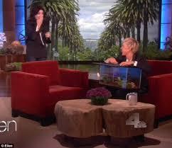 Hawaii Chair Ellen Julianna Margulies Drops The F Bomb On Ellen Degeneres Show After