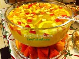 Bowl Of Fruits A Big Bowl Of Fruit Punch A Must Have At Our Christmases