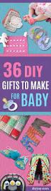36 best diy gifts to make for baby diy joy