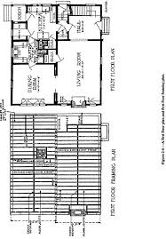 Floor Framing Plan Floor Plan