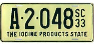 Maine State Vanity Plates License Plate Design When Did U S License Plates Get So Ugly