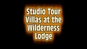 Villas At Wilderness Lodge Floor Plan by Disney U0027s Villas At The Wilderness Lodge Studio Tour Youtube