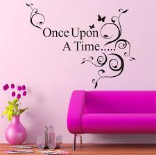 Online Get Cheap Wall Stickers For Kids Rooms Once Upon Time - Cheap wall stickers for kids rooms
