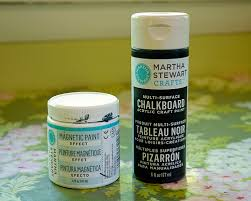 emmmylizzzy martha stewart craft paint review and project