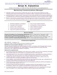 Project Manager Resume Template Word 10 Best Images Of Management Resume Templates In Word Technical