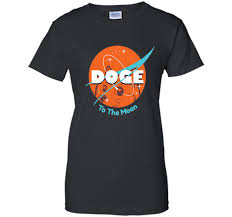 Doge Meme T Shirt - space doge t shirt dog dogecoin shirt doge meme t shirt