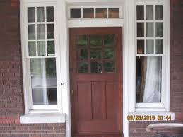 Exterior Door Insulation by 6 Glass Panel Exterior Door Choice Image Glass Door Interior