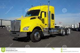 kenworth t yellow kenworth t880 2015 editorial stock image image 46630864