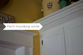 Do You Paint Ceiling Or Walls First by Kitchen Cabinets Painted