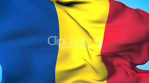 Flag Romania Romania Waving Flag Royalty Free Video And Stock Footage