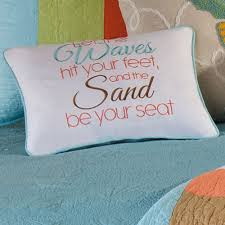 Beach Themed Daybed Bedding Washed Ashore Beach Themed Quilt Bedding