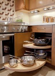 Kitchen Corner Cabinets Options by Thirty Corner Drawers And Storage Solutions For The Modern Day
