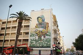 Moroccan Art History by Street Art Transforms Morocco U0027s Capital Into A Living Canvas
