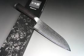 tamahagane kitchen knives tamahagane kyoto 63 layer damascus wood handle santoku knife 175mm