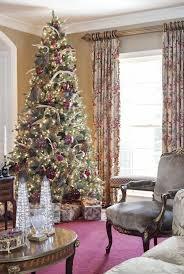 tall christmas tree1 deer antlers antlers and christmas tree