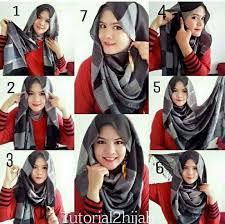 tutorial jilbab jilbab hijab jilbab tudung scarf breathtaking hijabs style pinterest