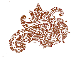 home design drawing a simple tribal maori heart tattoo design