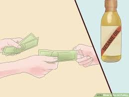 Oil Pulling Before Bed How To Do Oil Pulling 10 Steps With Pictures Wikihow