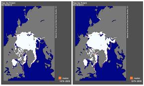 ice extent arctic sea ice news and analysis