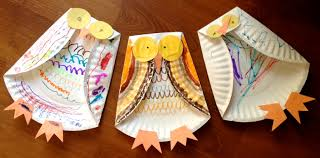 fall paper plate crafts for kids ye craft ideas