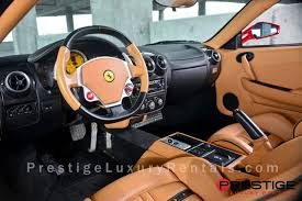 f430 interior 2007 f430 interior prestige luxury rentals