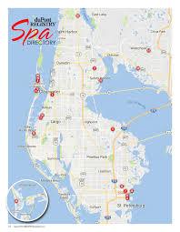 Tampa Bay Map Tampa Bay Spa Directory U2013 Dupont Registry Tampa Bay