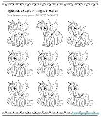 my little pony coloring pages cadence my little pony coloring pages princess cadence and shining armor