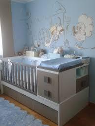 chambre bébé peinture murale chambre bebe bleu et gris avec peinture murale pour chambre avec
