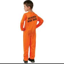 orange jumpsuit 26 rubie s other convict prisoner costume orange