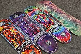 damage boardshop real skate decks