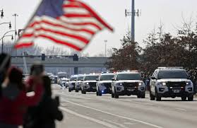 The Story So Far Flag Tragedy In Westerville Two Police Officers Dead After Shooting
